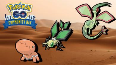 Photo of Pokemon GO Flygon Community Day Guide – Shiny Trapinch & More