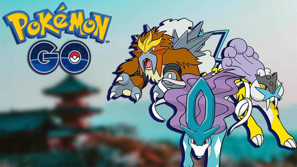 Pokemon GO Johto Journey raid times