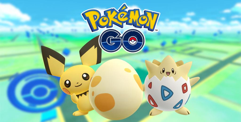 Pokemon GO tourism eggs