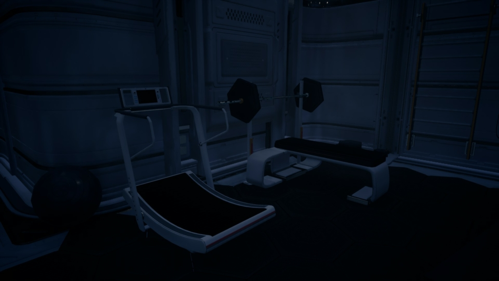 Moons of Madness Treadmill