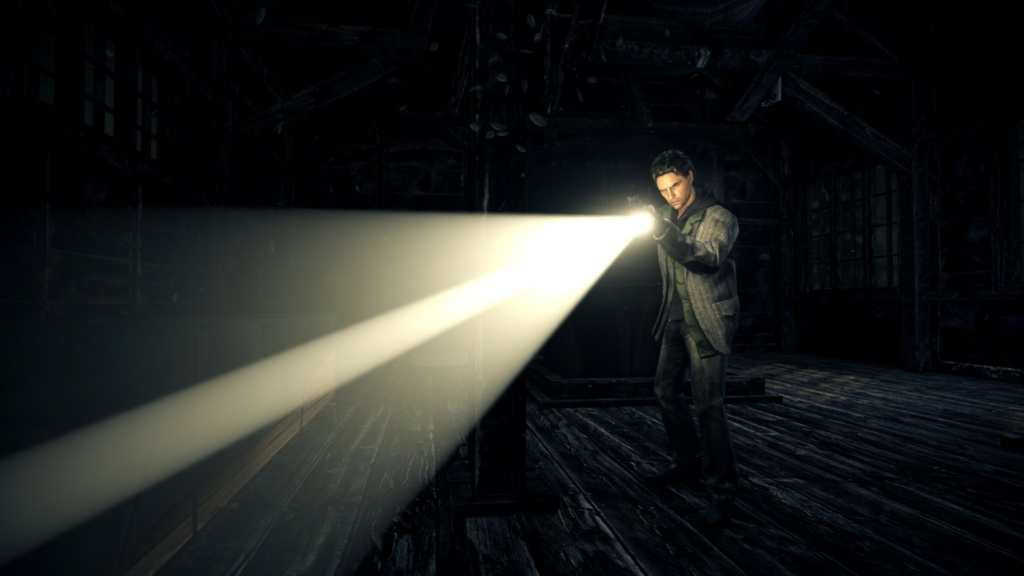 Horror Games Alan Wake