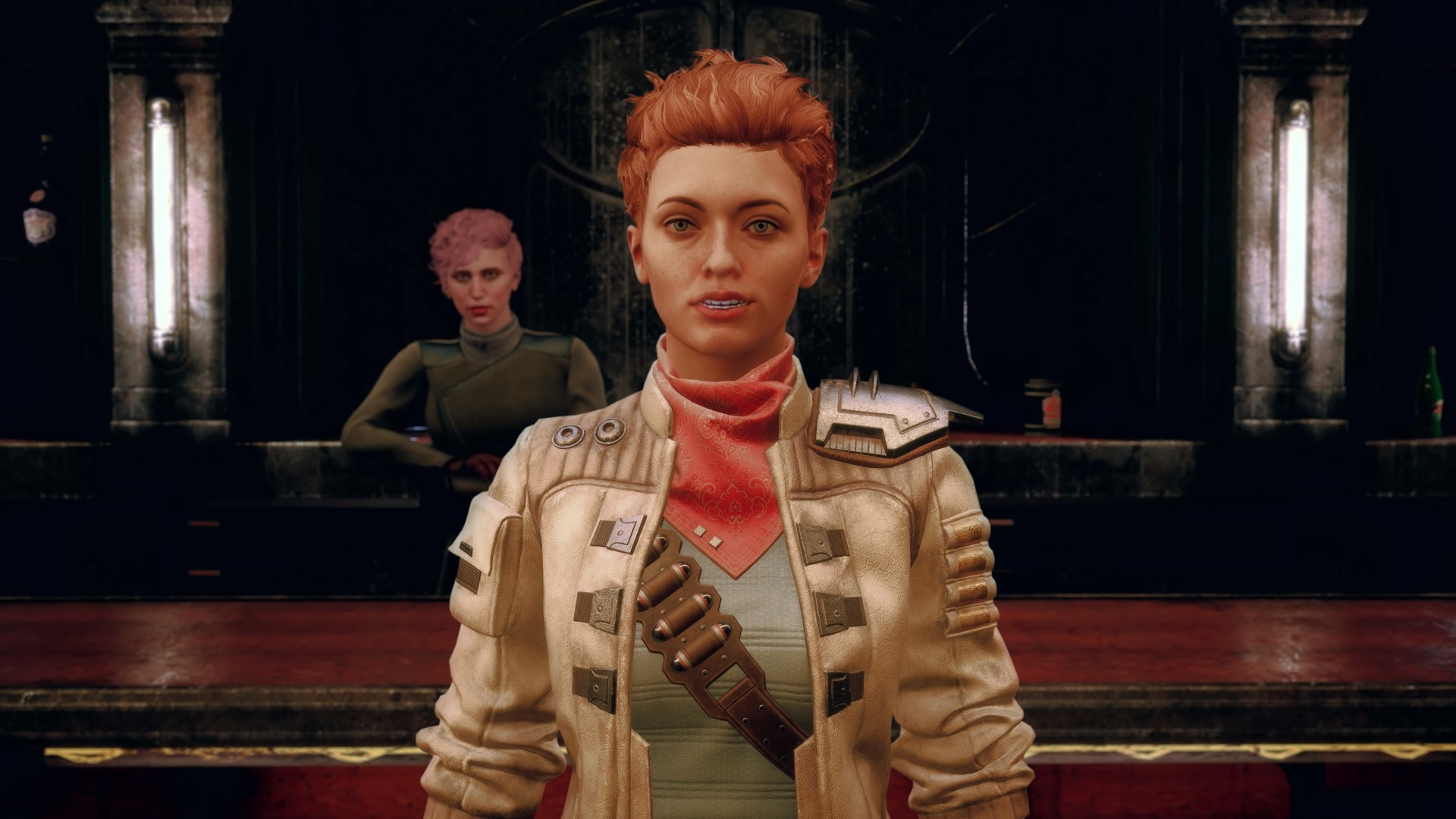 Outer Worlds Romance