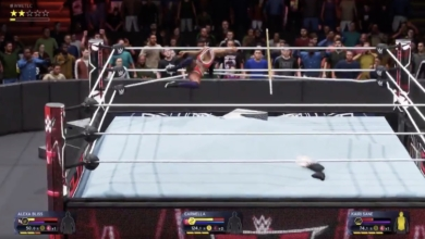 Photo of Don't Fix WWE 2K20, Please