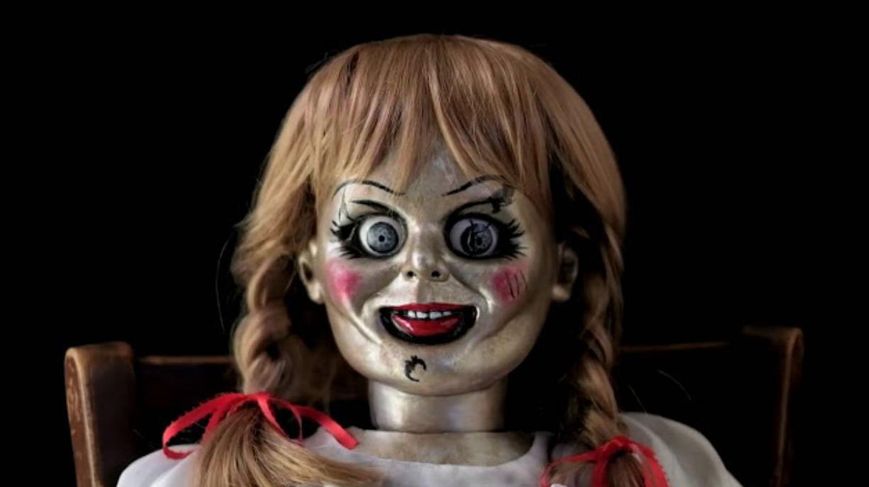 Annabelle face