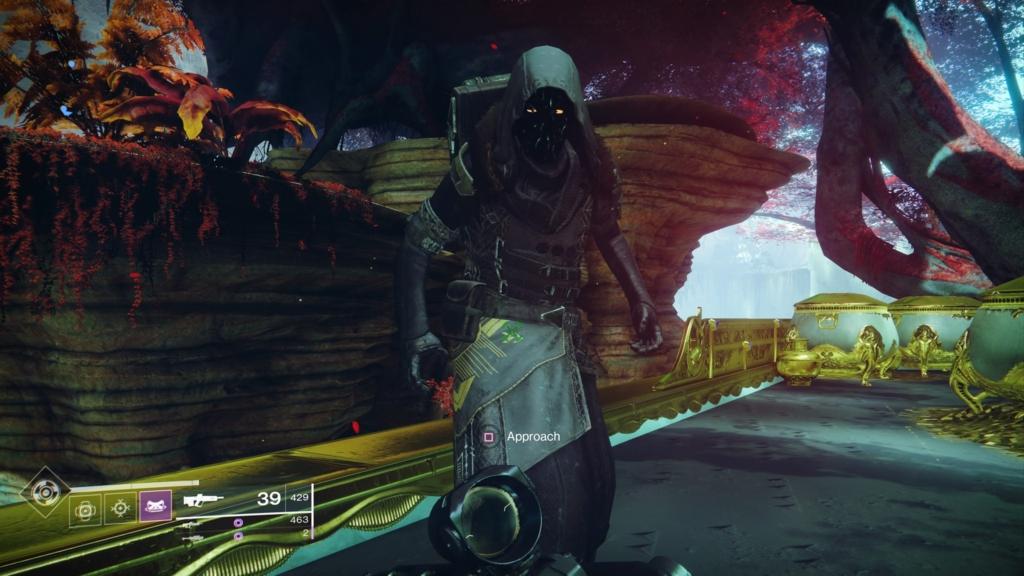 Destiny Xur Shadowkeep