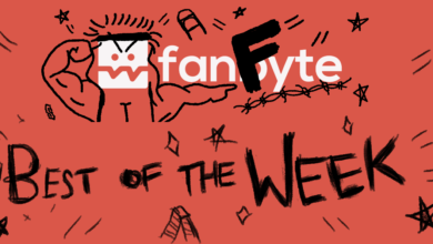 Photo of Fanfyte's Best of the Week 11/8/19-11/14/19