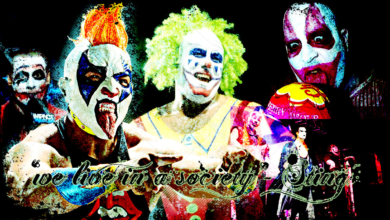 Photo of Five of Pro Wrestling's Greatest Clowns