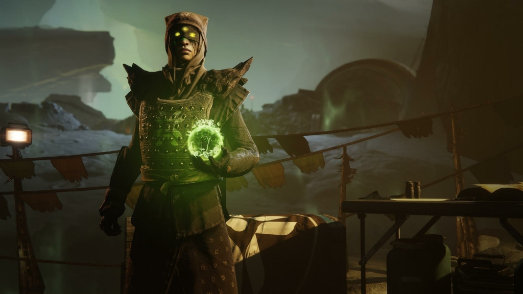 Eris Morn in Destiny 2 Shadowkeep