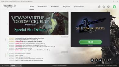 Photo of New Final Fantasy XIV Launcher: A Review