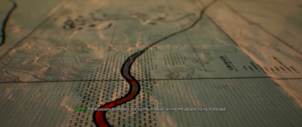 Call of Duty: Modern Warfare — Highway of Death