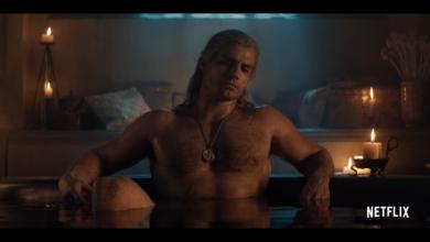 Photo of Netflix's The Witcher, aka Geralt's Bathtub Hour, Debuts December 20