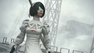 Photo of FF14 Bug Spawns Unexpected Guest During Finale Of New NieR Raid