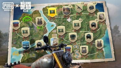 Photo of The PUBG Mobile Walking Dead Crossover Doesn't Involve Zombies