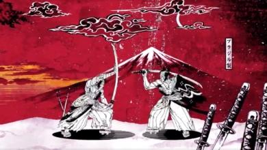 Photo of Two Strikes is a Gorgeous Ukiyo-e Style Fighting Game