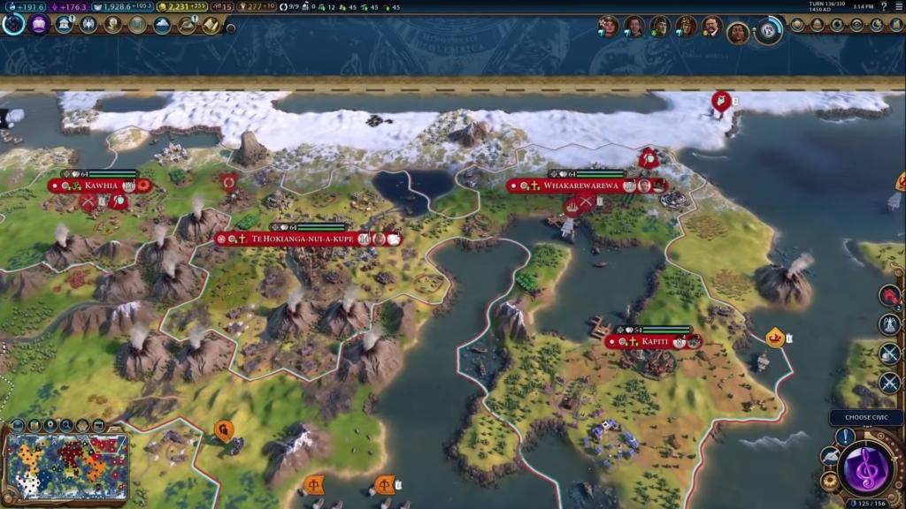 Civilization 6 Tier List
