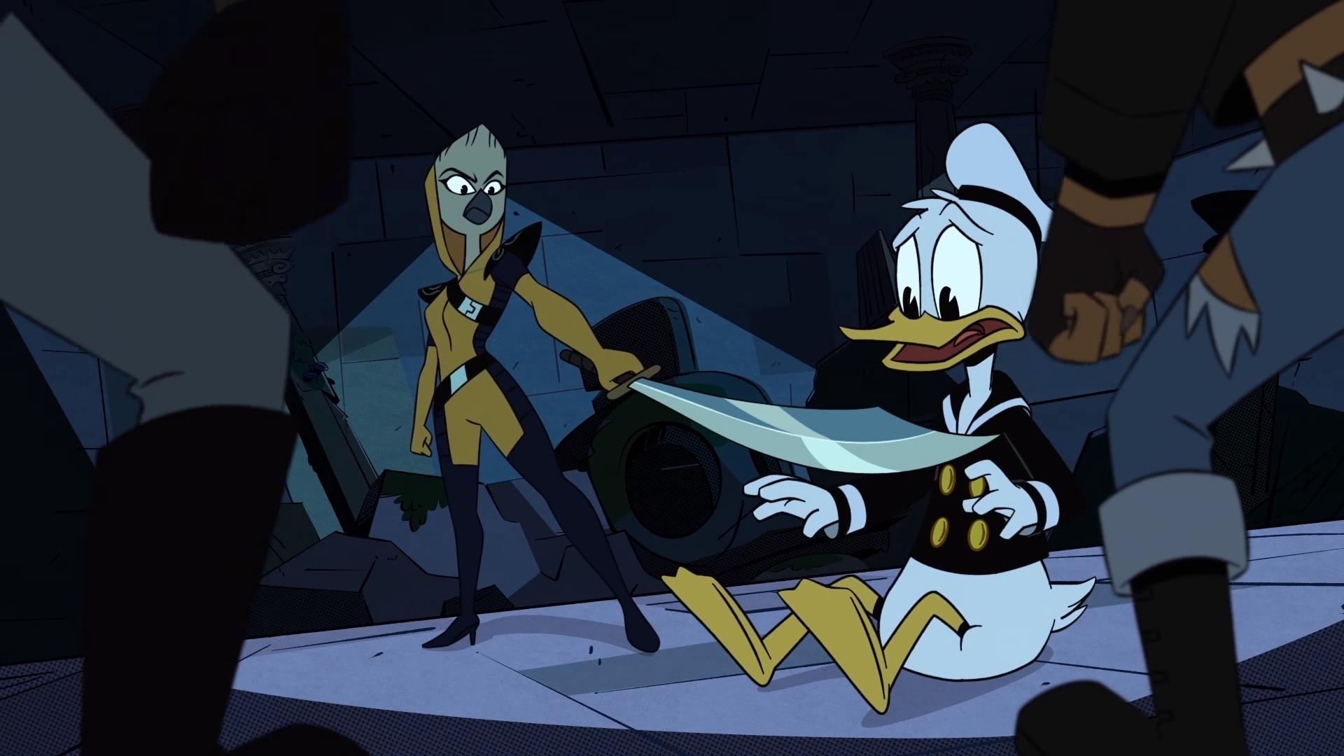 DuckTales Podcast Fanbyte