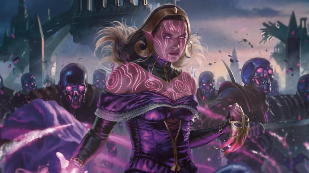 Magic the Gathering Liliana