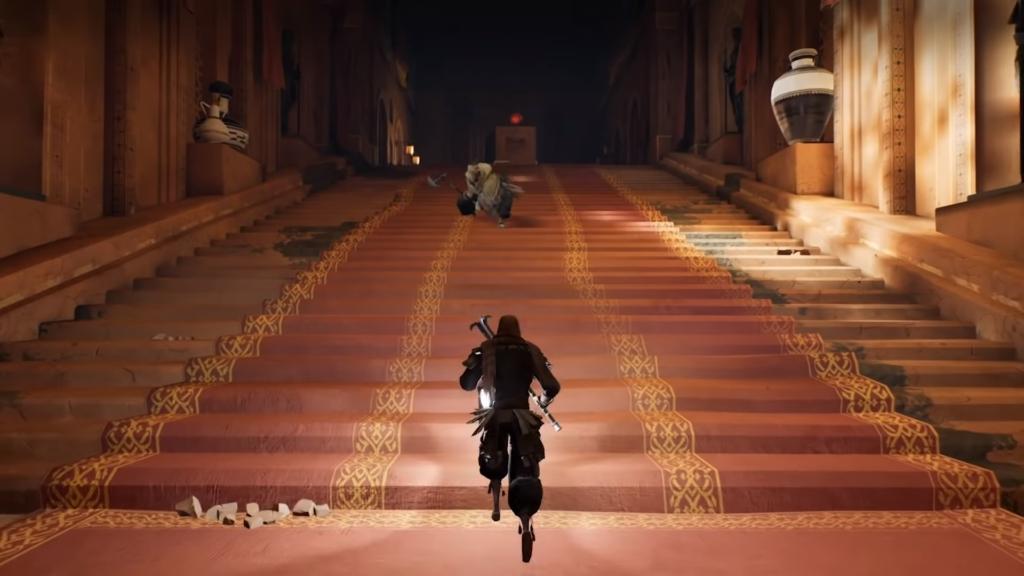 Multiplayer Ashen Final Boss