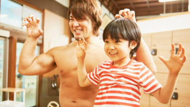 Photo of 'My Dad Is A Heel Wrestler' Made Me Cry For Real