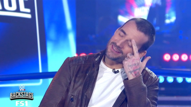 "Photo of CM Punk on WWE Backstage: ""I Don't Feel Dead Inside"""