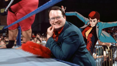"""Photo of Was Jim Cornette, Self-Professed Enemy of """"Cosplay Rasslers,"""" Cosplaying in Plain Sight for Over a Decade?"""