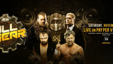 Photo of AEW Full Gear Card Preview & Predictions