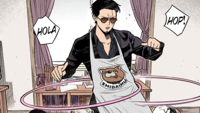 Photo of In Way of the Househusband, a Former Yakuza Goes Domestic