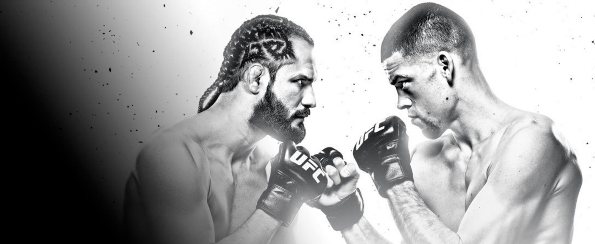 UFC Nate Diaz Jorge Masvidal
