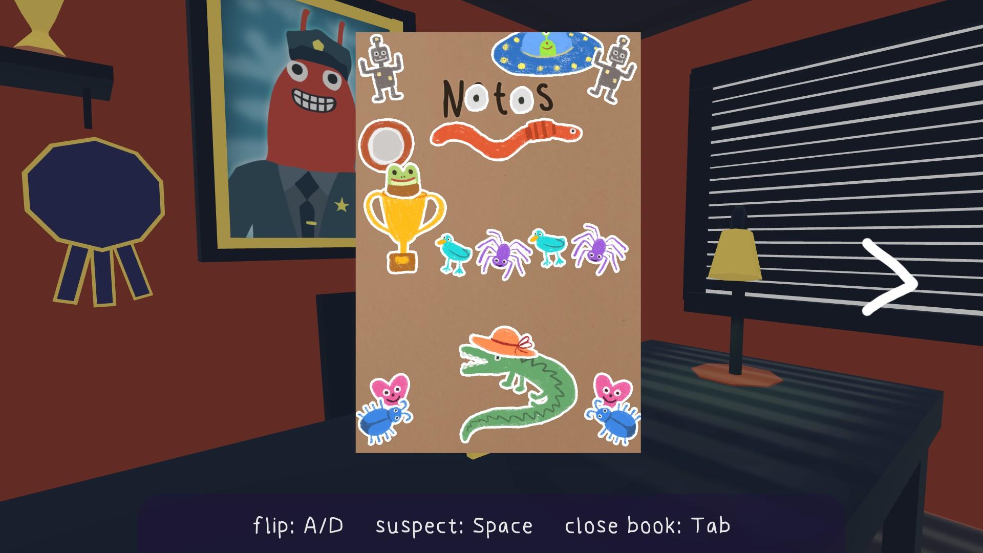 frog detective 2 jordo's notebook