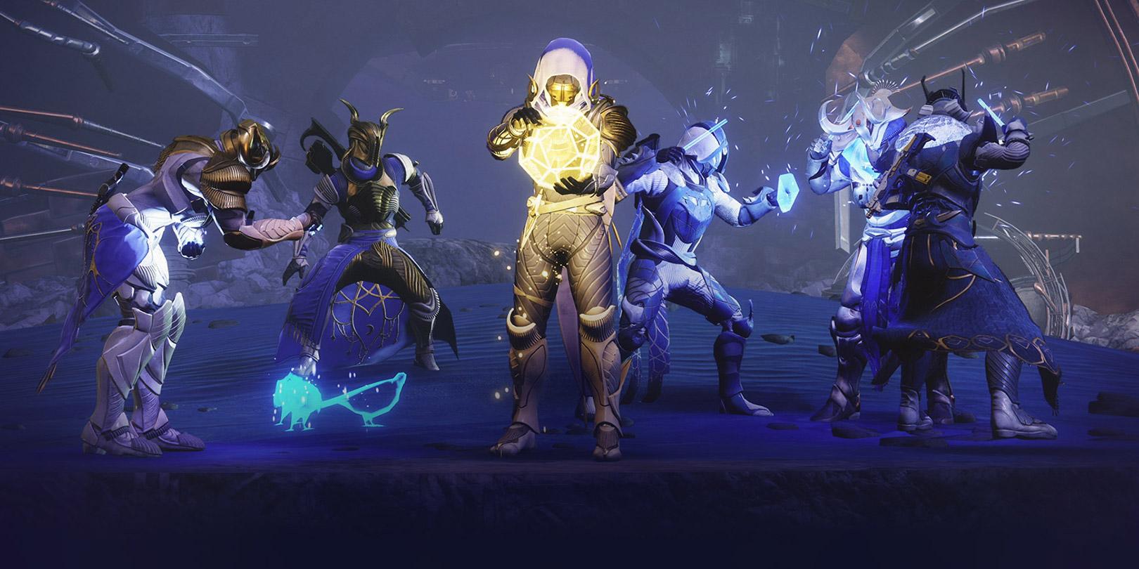 Destiny 2 Beyond Light Exotic Cipher