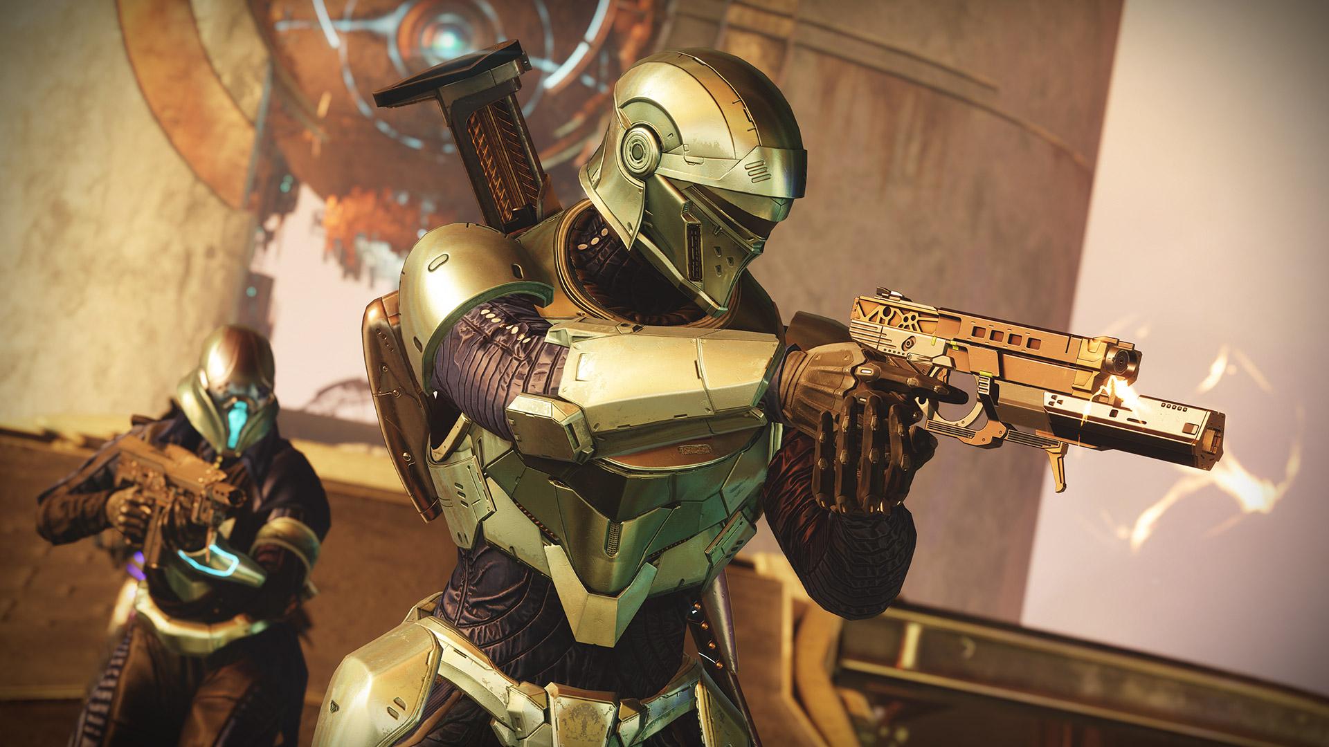 Destiny 2 Season of Dawn Exotic Sidearm