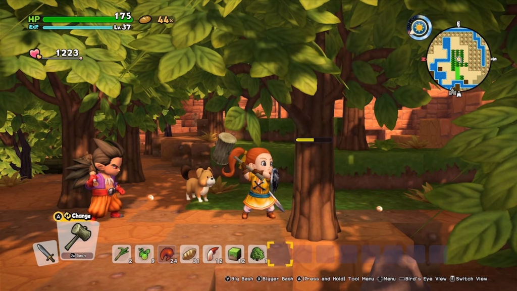 Game of the Year Dragon Quest Builders 2