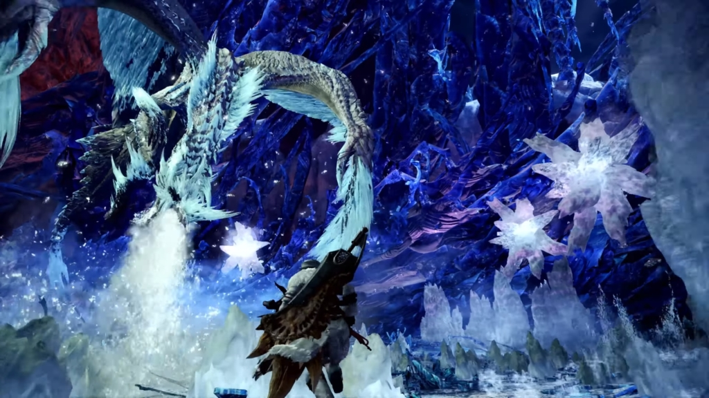 Game of the Year MHW Iceborne