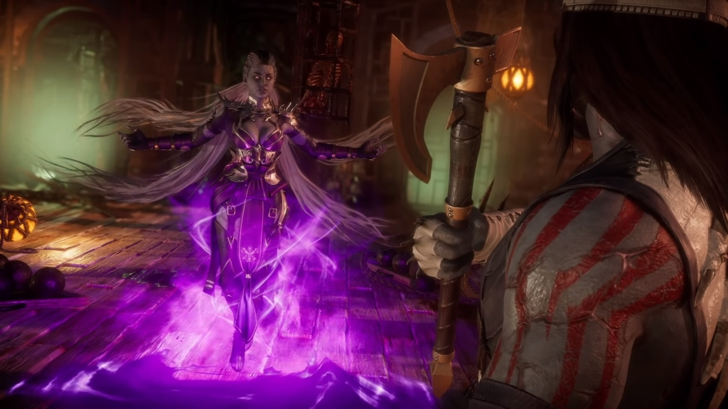 Game of the Year MK11