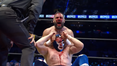 Photo of 2019 in Wrestling: Blue Demon Jr. vs Dr. Wagner Jr. at Triplemania XXVII