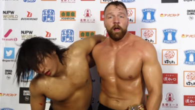 Photo of 2019 in Wrestling: The Resuscitation of Jon Moxley, Wrestler of the Year
