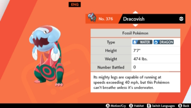 Photo of Pokemon Sword and Shield Fossil Guide – Where to Find Fossils and How to Get Fossil Pokemon