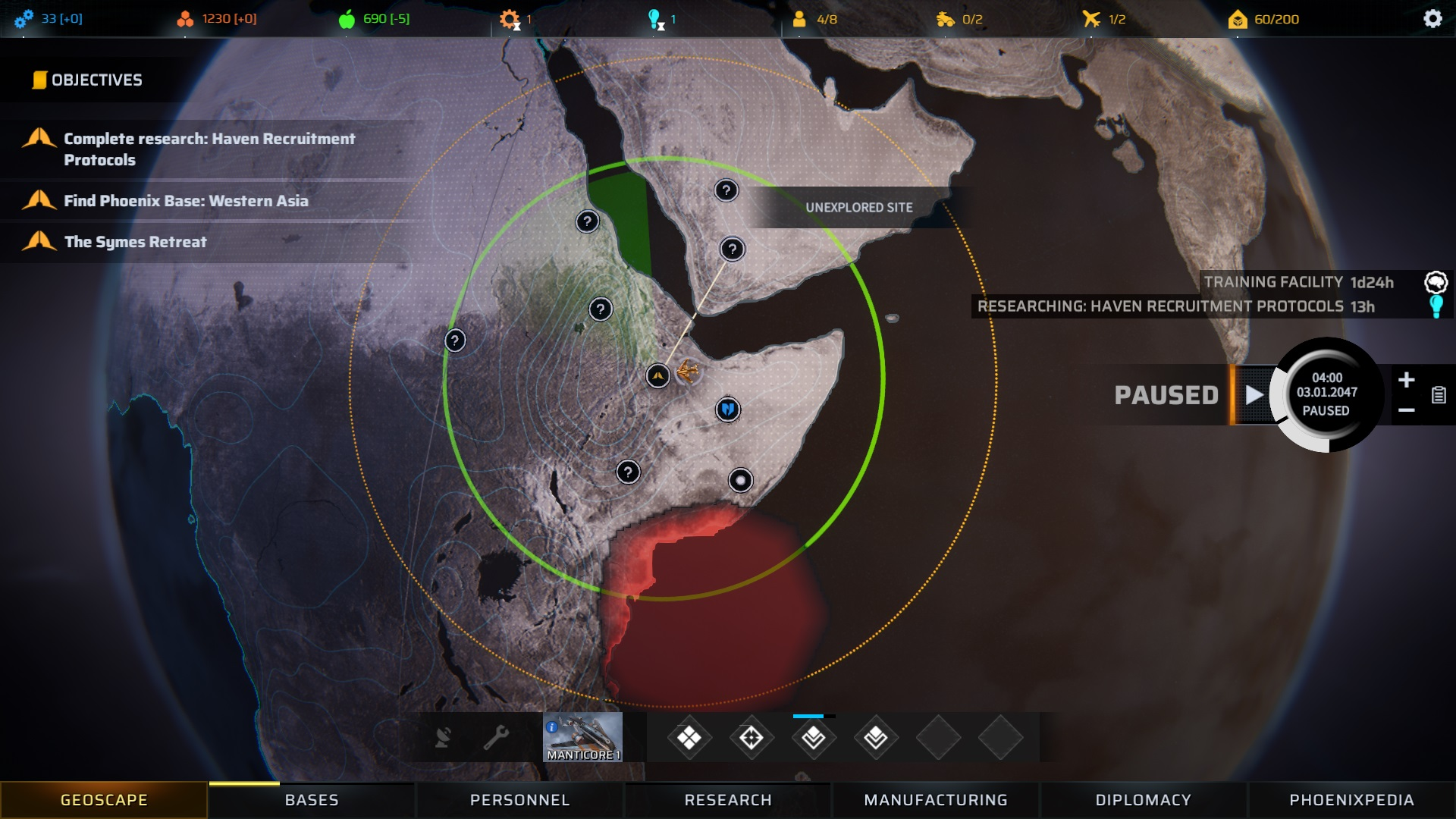 phoenix point geoscape