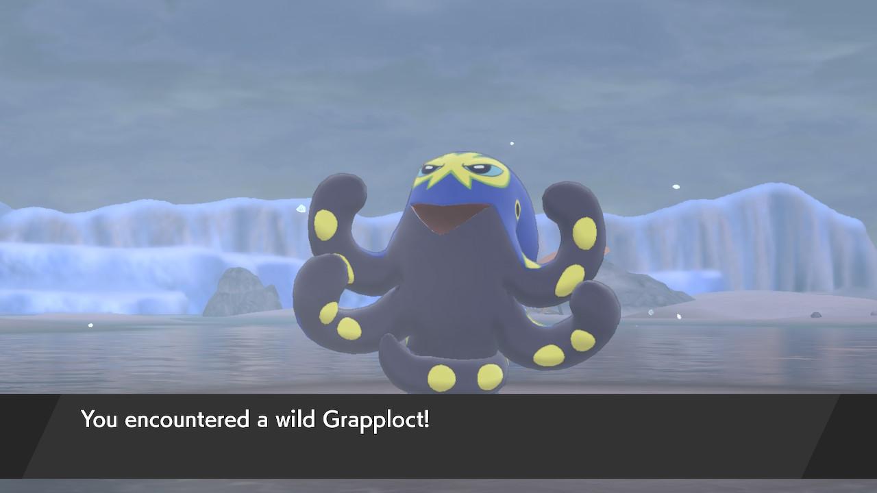 grapploct encounter