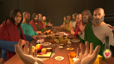Photo of I Am Jesus Christ Is Only One in a Series of Oddball First-Person Sims
