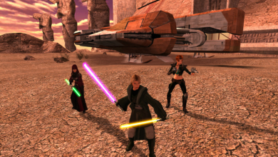 Photo of How Star Wars: Knights of the Old Republic II Made The Force Interesting