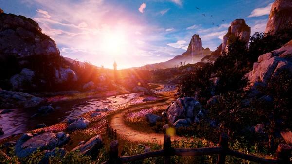 shenmue 3 landscape