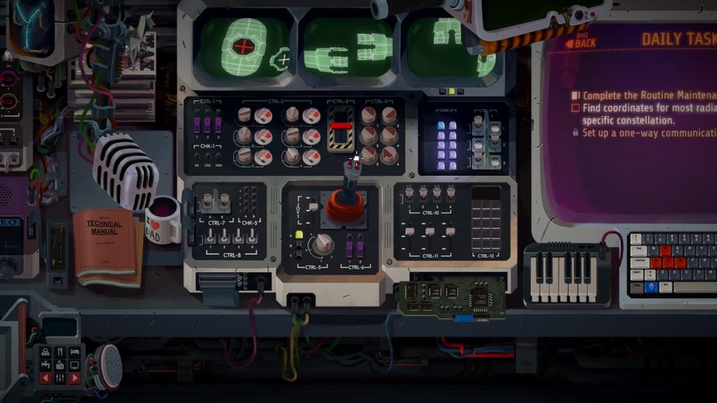 still there controls