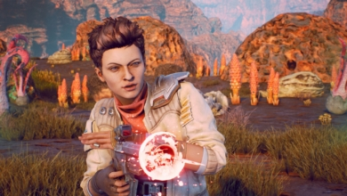 """Photo of """"Every Game Needs Fancy Hats:"""" A Chat with The Outer Worlds Art Director Daniel Alpert"""