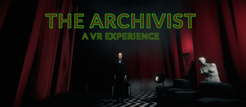 The Archivist: A VR Experience