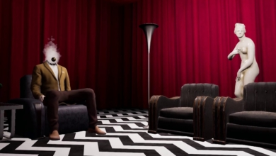 Photo of Twin Peaks Returns to Virtual Reality