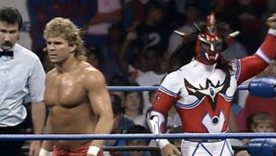 Photo of A Jushin Liger vs. Brian Pillman Match Trapped 90s Fandom In Amber