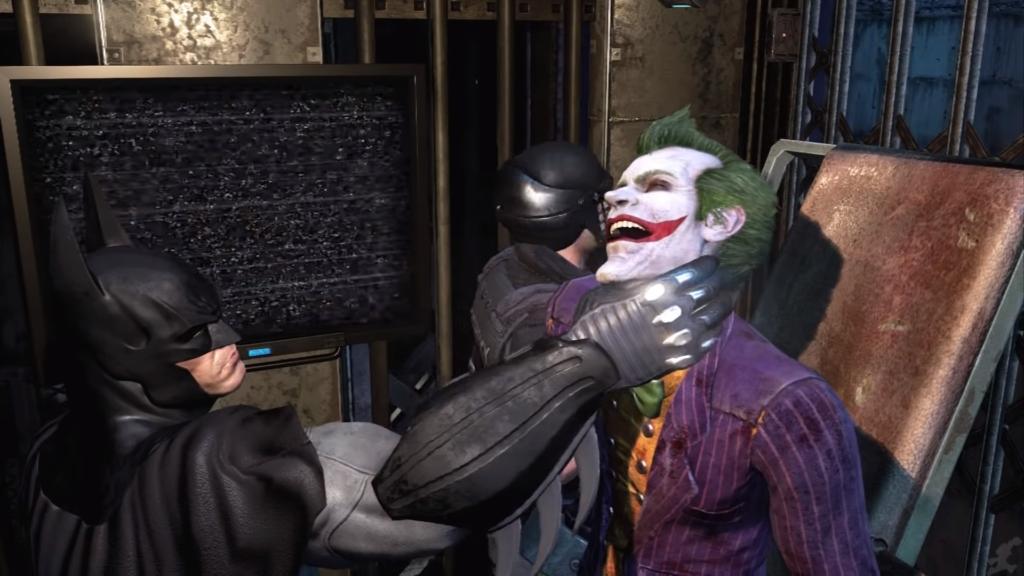 Batman Arkham Asylum Lore