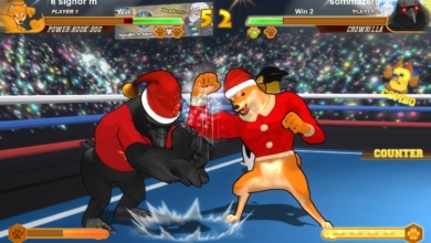 Photo of 'Fight of Animals' is a Meme Fighting Game That's Seriously Good