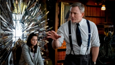Photo of Rian Johnson is at Work on a Knives Out Sequel